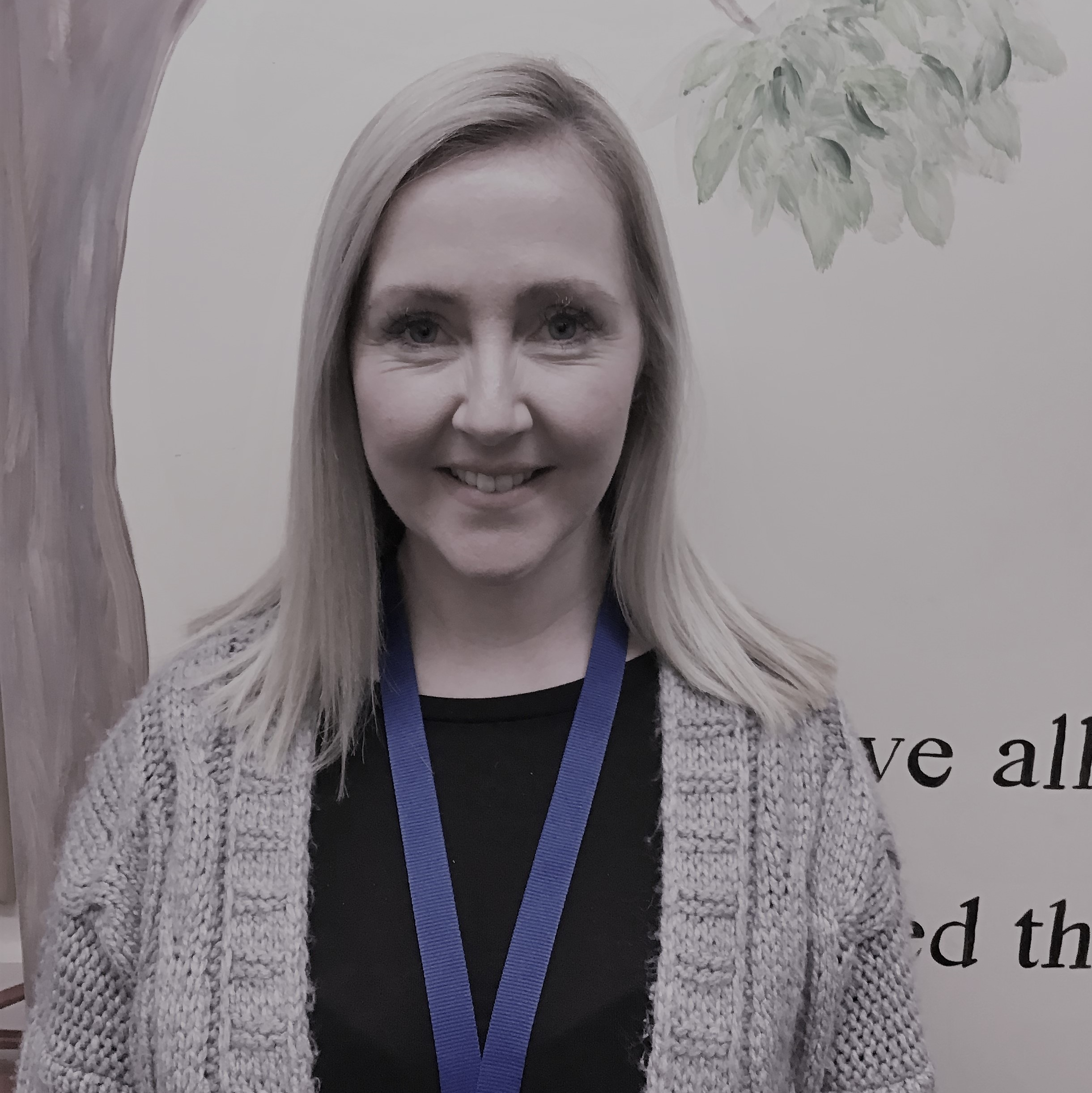 Mrs Bland - Office Manager