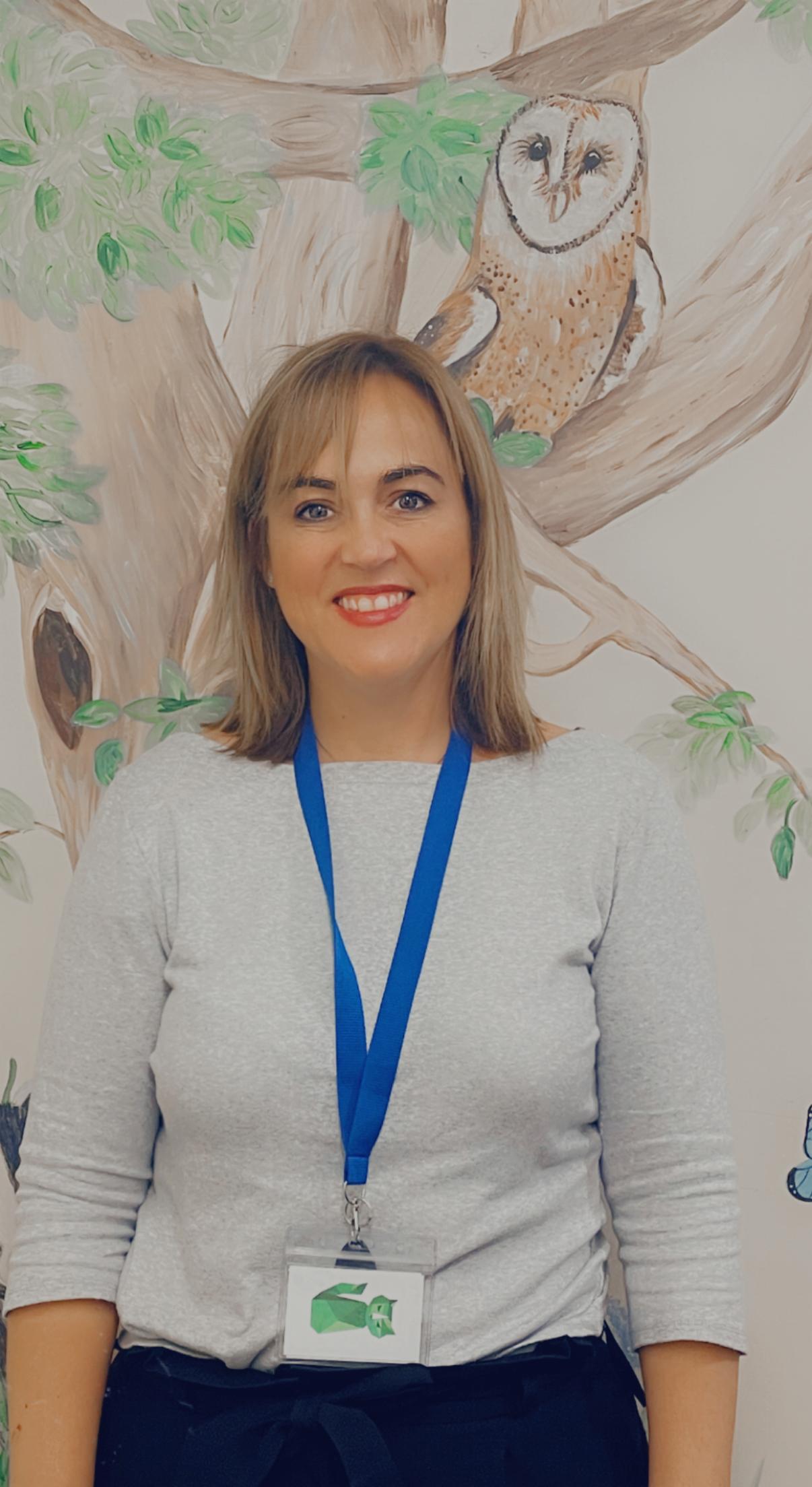 Mrs Cockburn - Admin Assistant