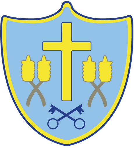 St Peter's Primary Logo